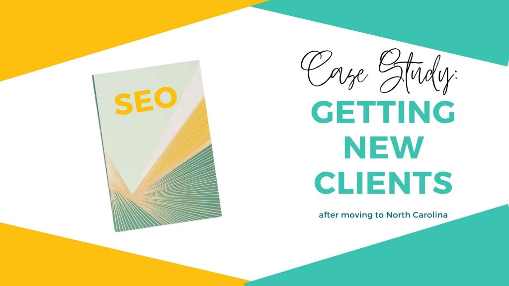 Getting more clients with SEO for your small business website