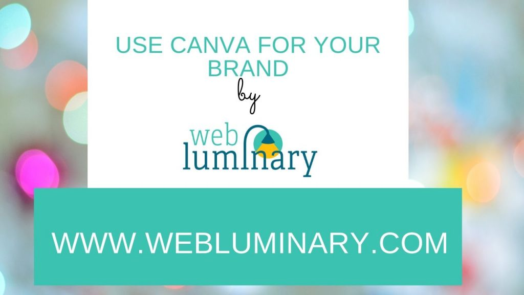 Create images for blog posts using canva